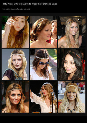 foreheadbands